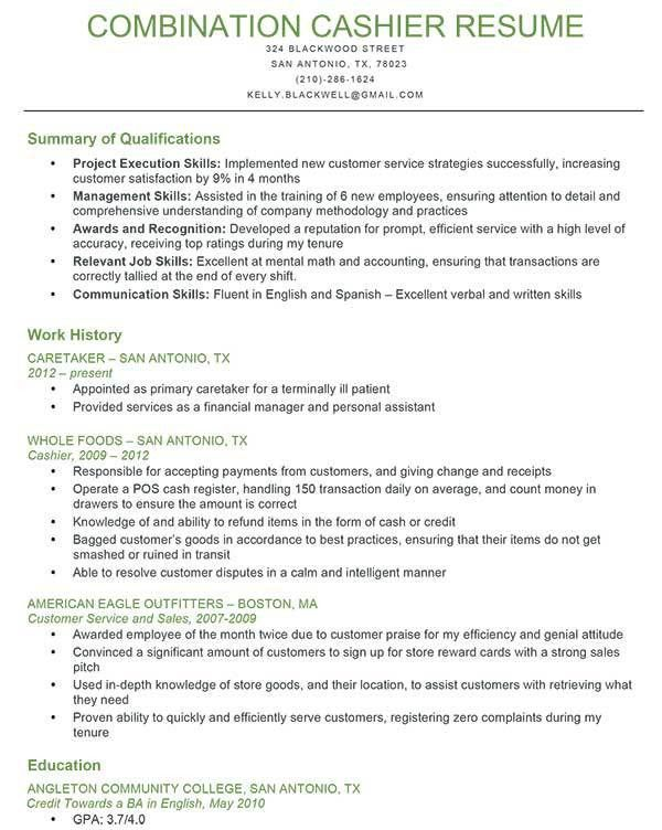 updated. summary on a resume example cv social skills and ...