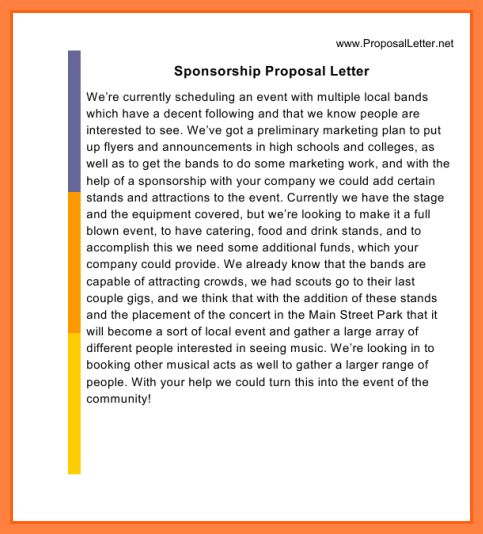 9+ business partnership proposal sample | Bussines Proposal 2017