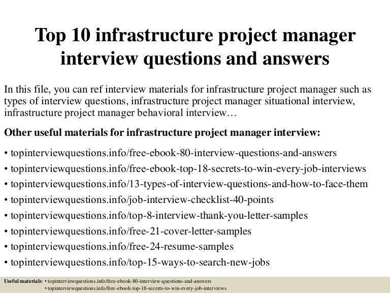 top10infrastructureprojectmanagerinterviewquestionsandanswers-150326054305-conversion-gate01-thumbnail-4.jpg?cb=1427366645
