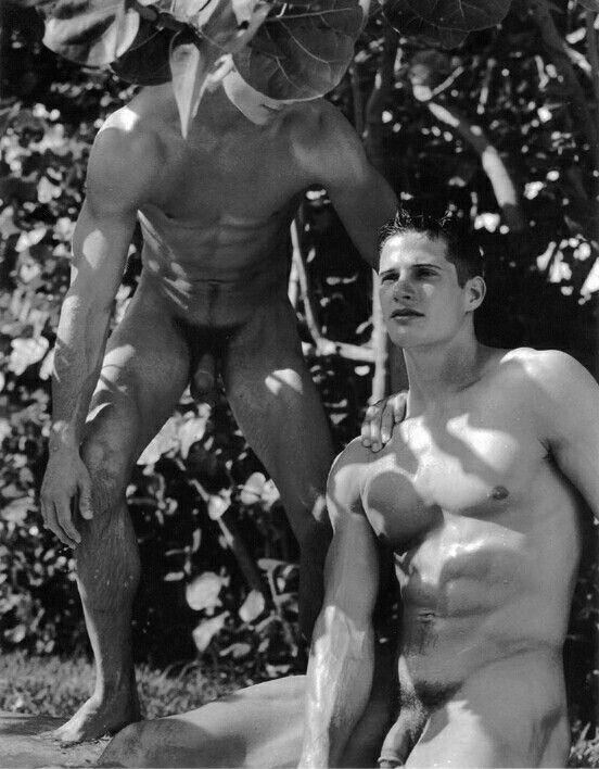 Carlson twins + nude photographs