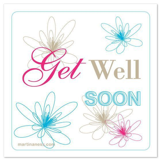 161 best 1A-Get Well Soon images on Pinterest | Get well soon, Get ...
