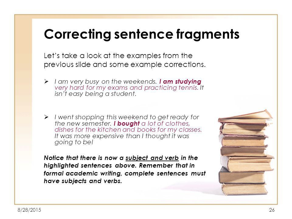 The Basics of Sentence Structure - ppt video online download