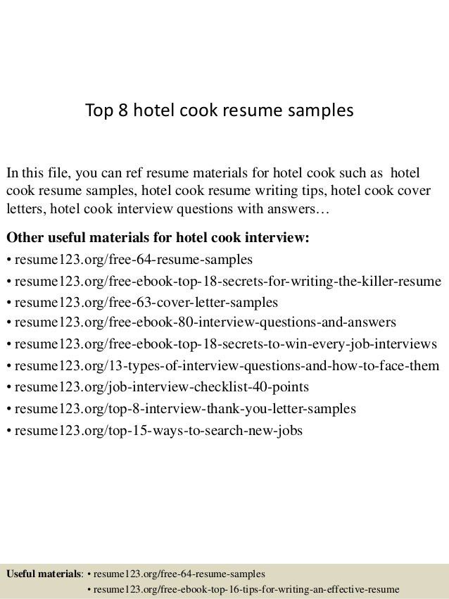 resume sample cook assistant samples of cna chef top 8 line job ...