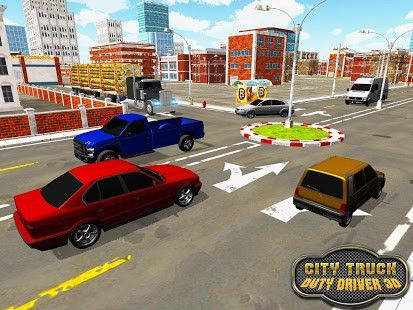 City Truck Duty Driver 3D - Android Apps on Google Play