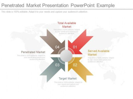 Target market PowerPoint templates, Slides and Graphics
