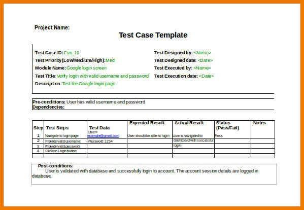 6+ test template word | postal-carrier