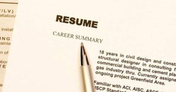 Ways To Make My Resume Stand Out. how to write a cv or curriculum ...
