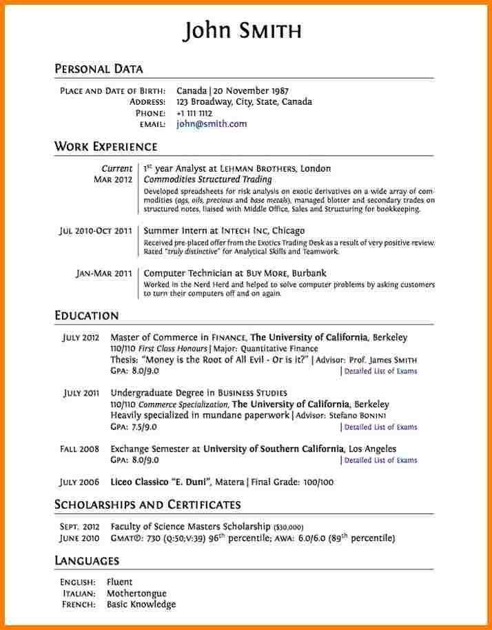Dazzling Design Inspiration Resume For College Application 12 ...