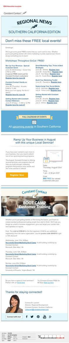 Co Branded campaign - email series 1 | Email Portfolio | Pinterest ...