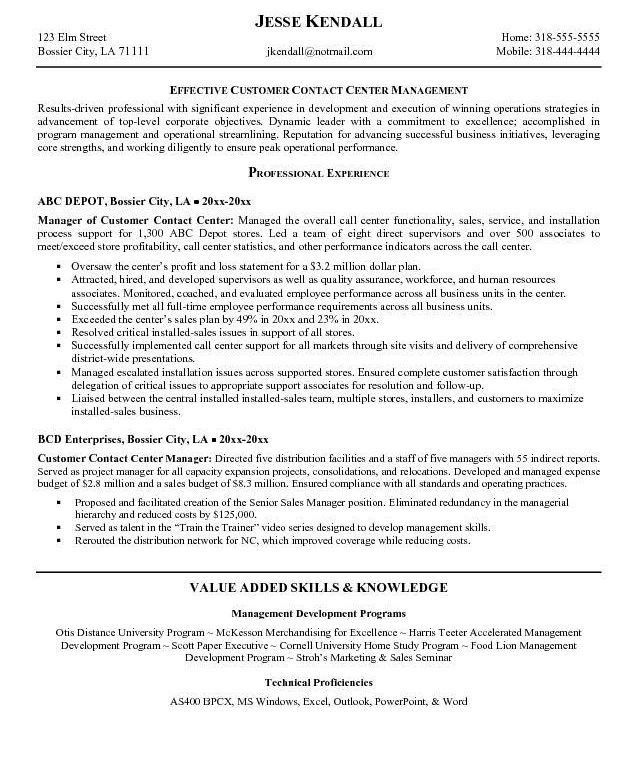 Unbelievable Customer Service Call Center Resume 16 Simple Call ...