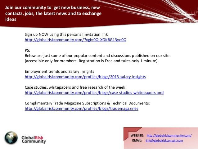 Global risk PowerPoint Presentation Personnel Compliance and Busine…
