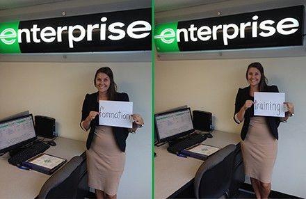 One Word to Describe Enterprise: Formation (Training) | Enterprise ...