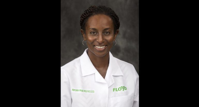 Dr. Maryann Mugo joins Floyd Primary Care as Endocrinologist | All ...