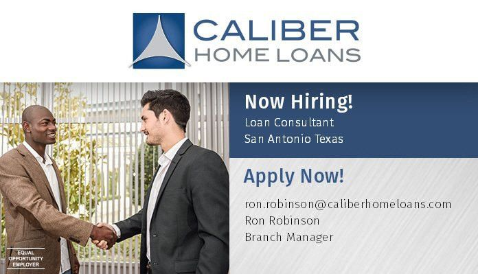Now Hiring Loan Officers in San Antonio, TX | Ron Robinson | Pulse ...