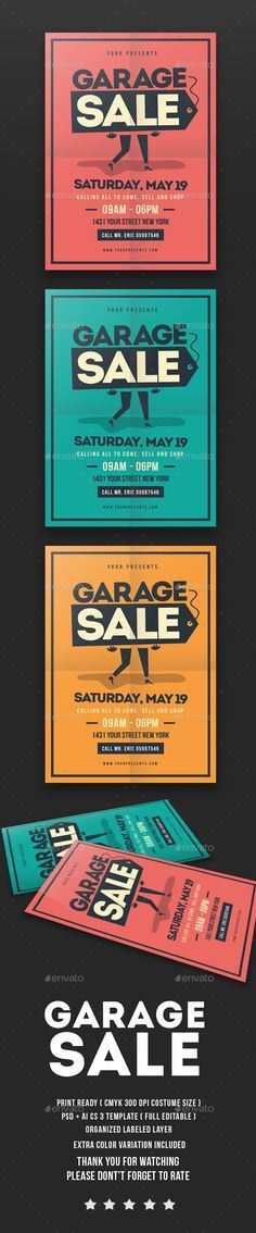Summer Sale Flyer | Flyer template, Banners and Summer