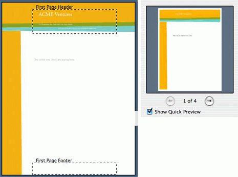 HerGeekness Says: Convert Custom Letterhead to Microsoft Word ...