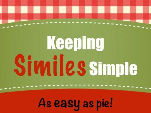 Simile Examples and Video: Keeping Similes Simple | LetterPile