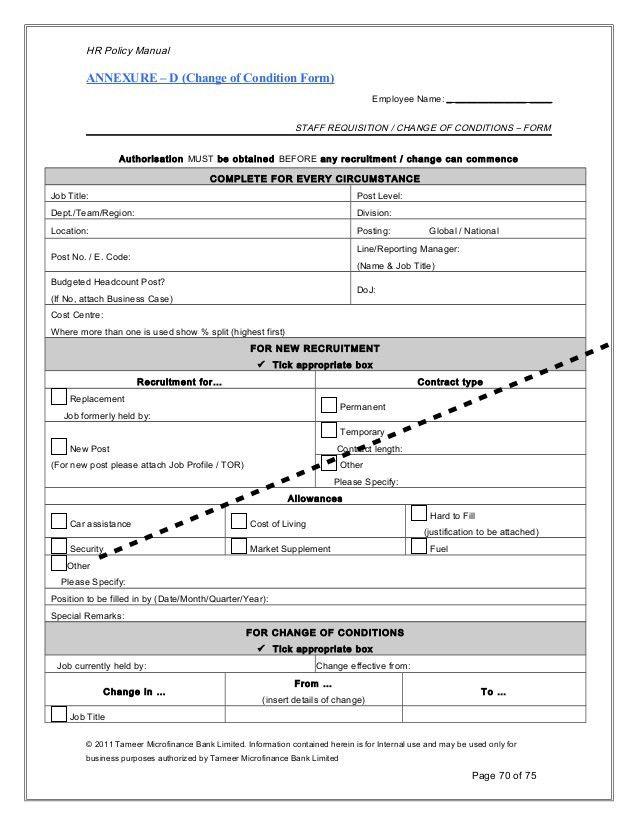 Authorisation Form Template - Contegri.com