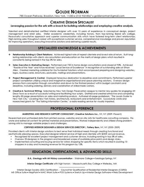 Executive Resume Samples | Top Resume Samples | Professional ...