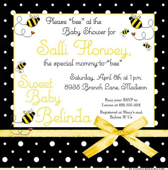 Baby Shower Invites For Twins #2234