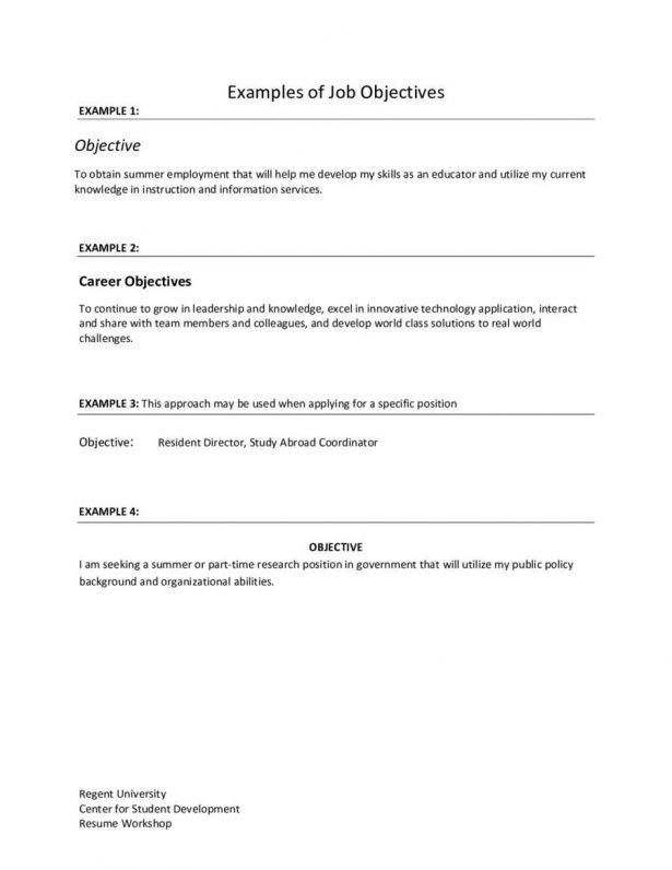 100+ [ Sample Housekeeping Resume ] | Housekeeping Resume Sample ...
