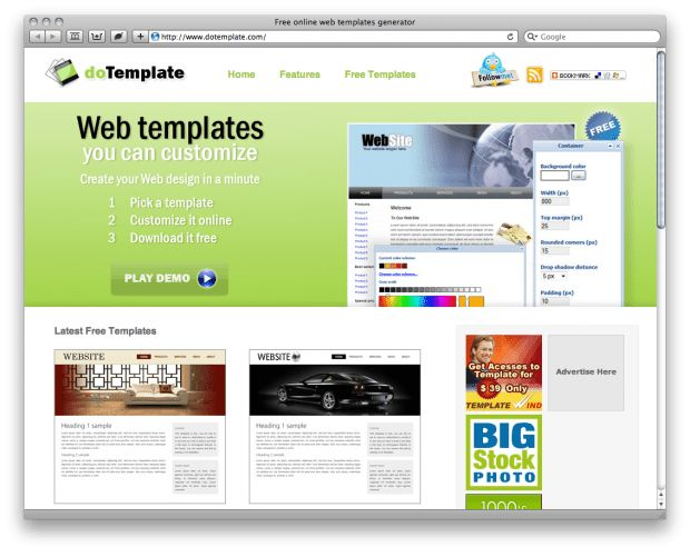 Free and Customizable Church Website Templates - ChurchMag