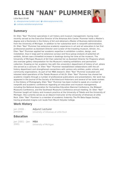 adjunct professor resume adjunct professor resume example history