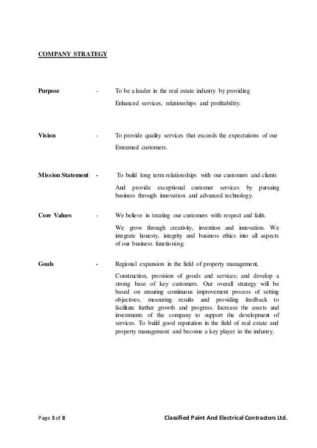 COMPANY PROFILE WORD 2