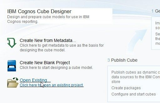 IBM Business Analytics Proven Practices: IBM Cognos Cube Designer ...