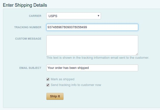 Shipping and Package Tracking | WordPress Shopping Cart - Cart66
