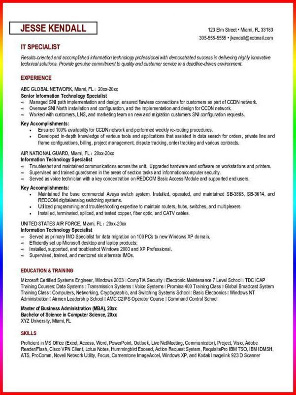 Business Resume Template. Business Resume Template Free 87 Cool ...