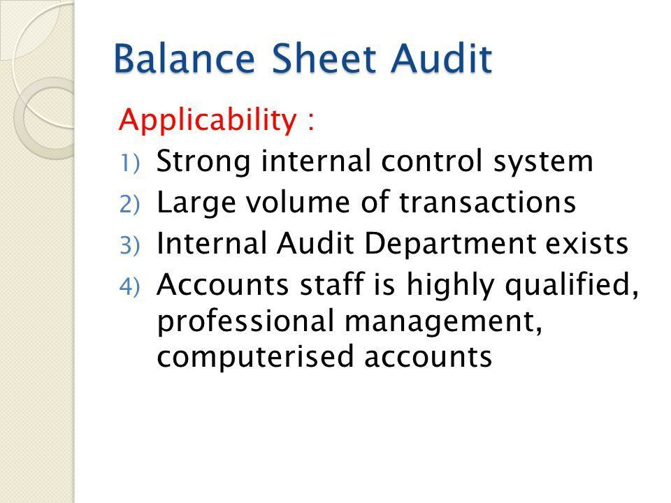 Chapter 3 : Types of Audit - ppt video online download