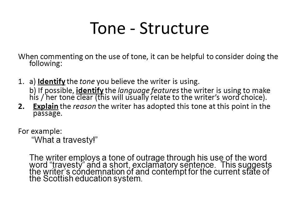 Close Reading Tone. - ppt download