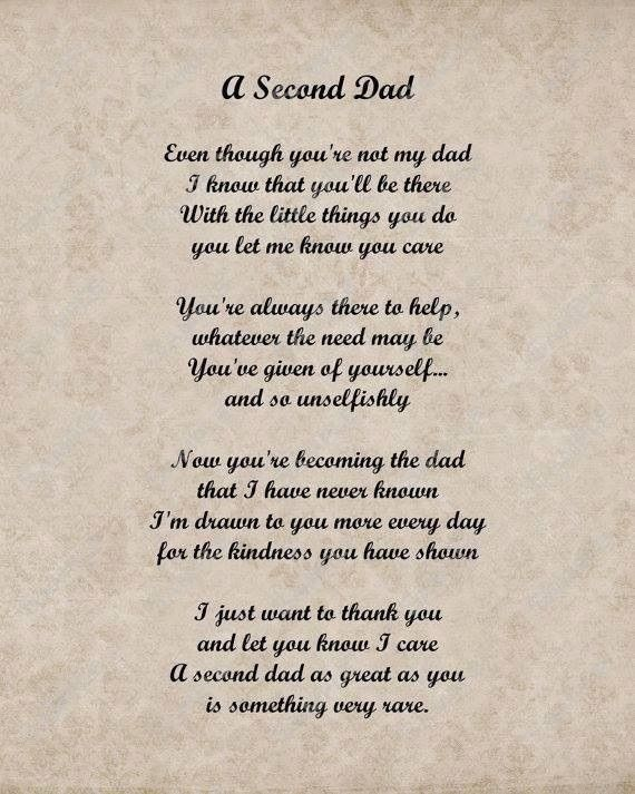 These are the words I should have shared at my dad's funeral ...