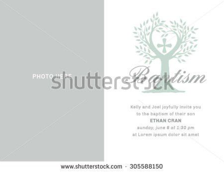 Baptism Invitation Stock Images, Royalty-Free Images & Vectors ...