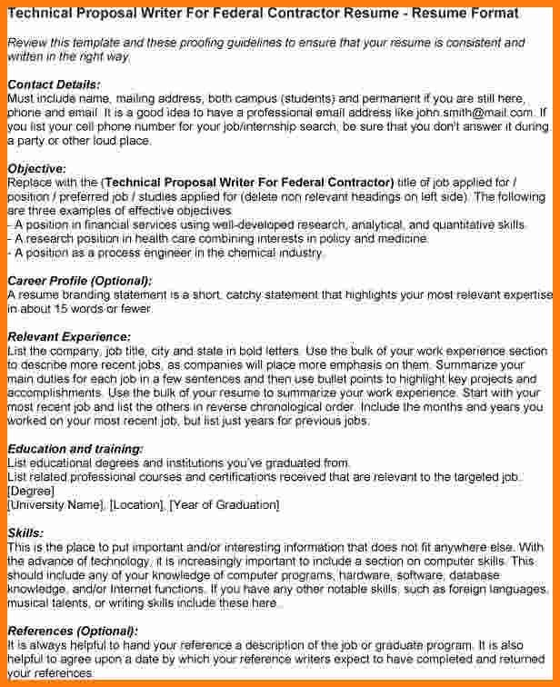 12+ example of proposal in technical writing | ledger paper