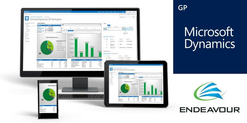 Prophix for Microsoft Dynamics GP - ERP & CRM Canada by Endeavour ...