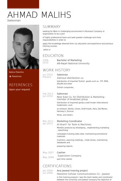 Site Engineer Resume samples - VisualCV resume samples database
