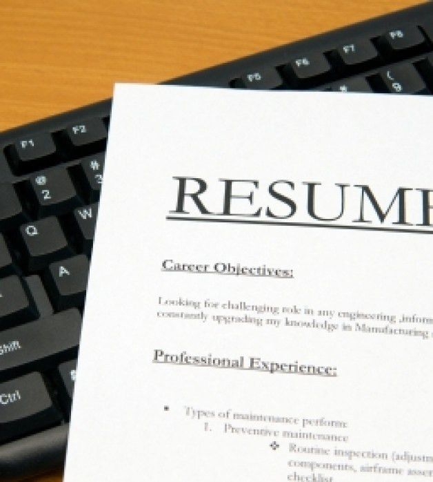 Easy To Get A Job - Sites To Help You To Make Resume Online