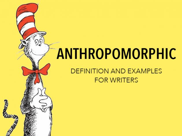 Anthropomorphism: Definition and Examples
