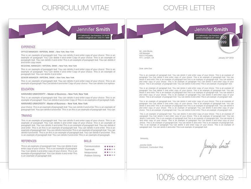 CV-Templates, #Resume-Templates, #CV-Word-Templates | Debora ...