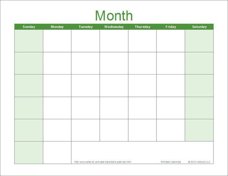 Best 25+ Blank calendar ideas on Pinterest | Blank calendar to ...