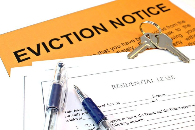 Giving a tenant an eviction notice | Illinois Legal Aid Online
