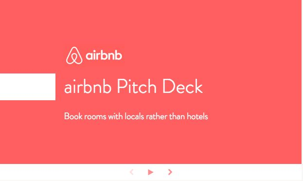 Pitch Deck Examples from successful startups   Jose 'Caya' Cayasso ...