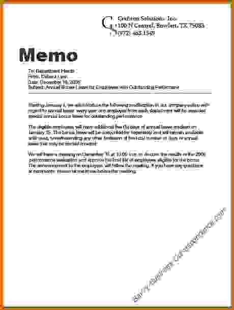 28+ Internal Memo Template | Editable Sample Template For Internal ...