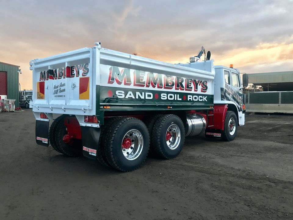 CASUAL DRIVER WANTED FOR OUR NEW WATER TRUCK & TIPPER! - Driver ...