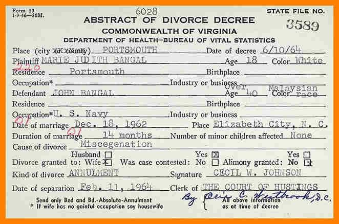 11+ what does a divorce decree look like | cio resumed