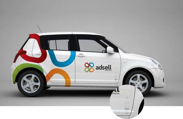 vehicle car branding   Business Vehicle Wraps Ideas   Pinterest ...
