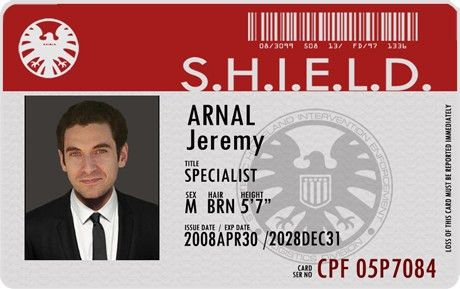 S.H.I.E.L.D. Cards Template (AoS and Winter Soldier Recto-Verso ...