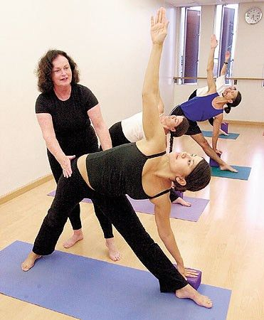 Is yoga for you? | The Honolulu Advertiser | Hawaii's Newspaper
